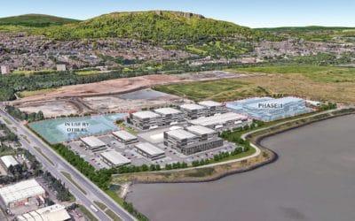Belfast Harbour £45m film studio expansion