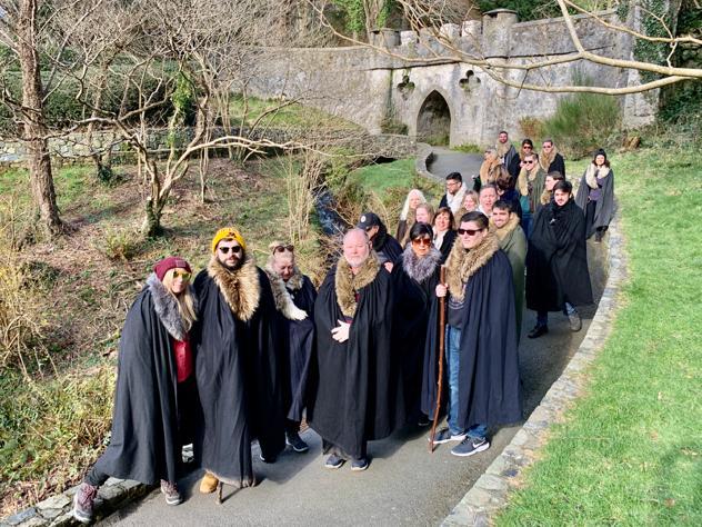 Dublin Winterfell Trek 04.03.20-2