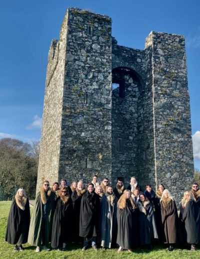 Dublin Winterfell Trek 04.03.20-4