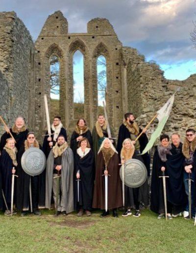 Dublin Winterfell Trek 04.03.20-5