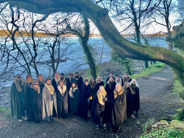 Dublin Winterfell Trek 04.03.20-6