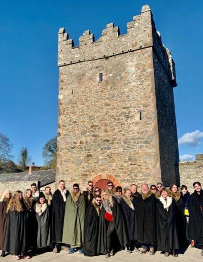Dublin Winterfell Trek 04.03.20-7