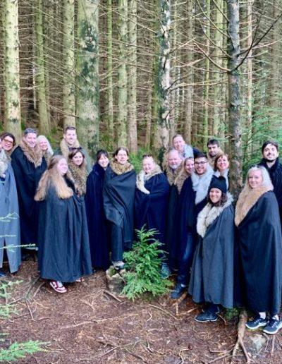 Dublin Winterfell Trek 04.03.20-8