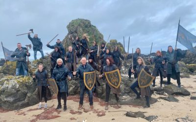 Iron Islands Tour from Belfast March 4th – 7th