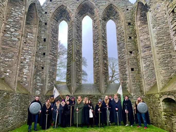 Winterfell Trek from Dublin March 11th-1