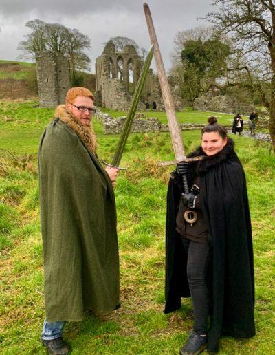 Winterfell Trek from Dublin March 11th-2