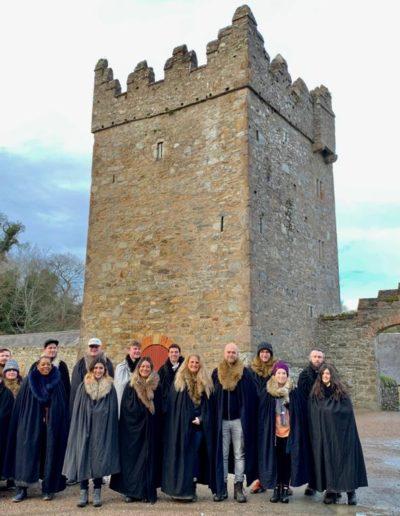 Winterfell Trek from Dublin March 11th-6