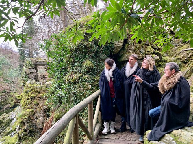 Winterfell Trek from Dublin March 7th-1