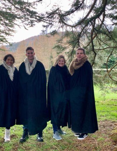 Winterfell Trek from Dublin March 7th-10