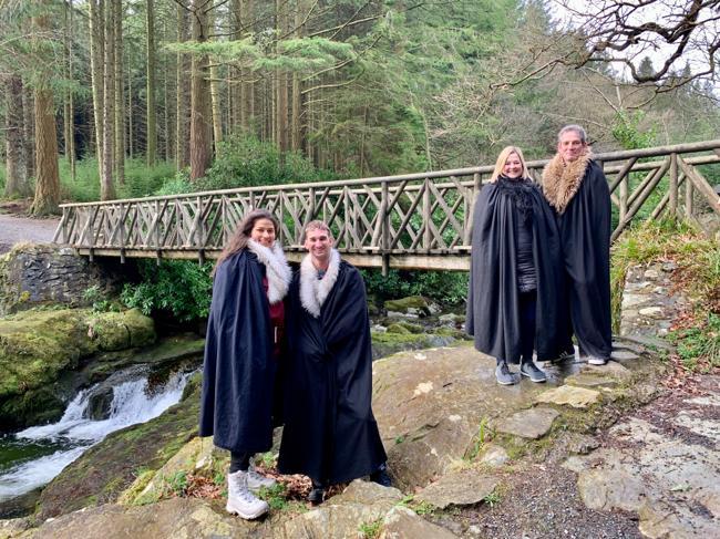 Winterfell Trek from Dublin March 7th-13