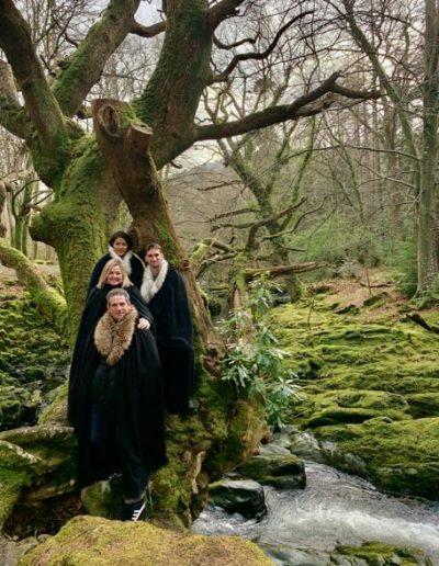 Winterfell Trek from Dublin March 7th-14