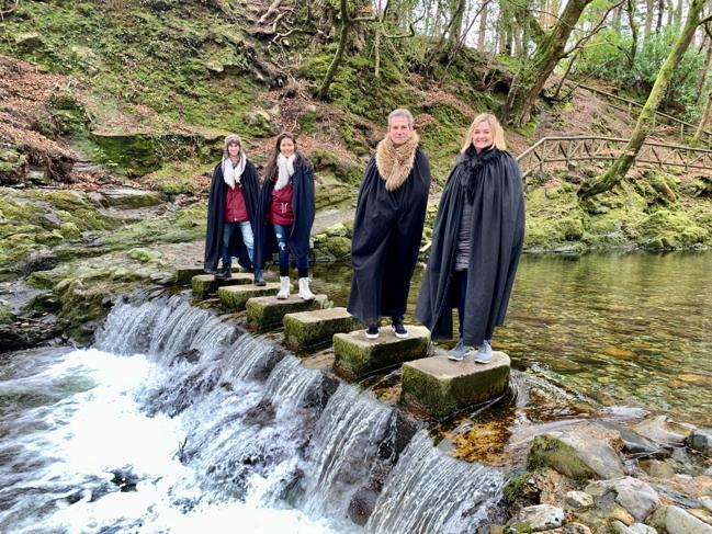 Winterfell Trek from Dublin March 7th-16