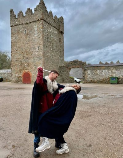 Winterfell Trek from Dublin March 7th-17