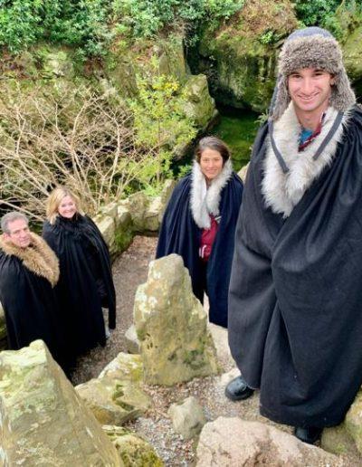 Winterfell Trek from Dublin March 7th-18