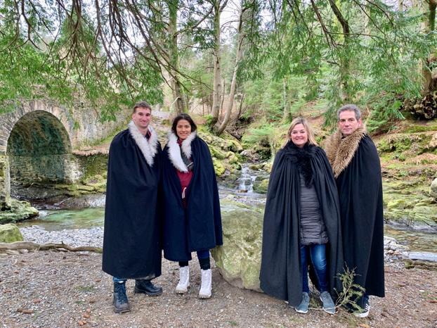 Winterfell Trek from Dublin March 7th-19