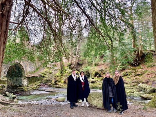 Winterfell Trek from Dublin March 7th-2