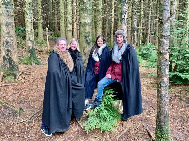 Winterfell Trek from Dublin March 7th-4