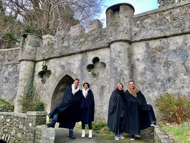 Winterfell Trek from Dublin March 7th-5