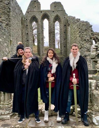 Winterfell Trek from Dublin March 7th-6