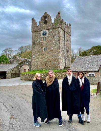 Winterfell Trek from Dublin March 7th-8