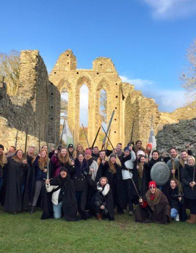 Winterfell Trek from Dublin March 8th-1
