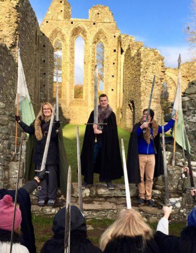 Winterfell Trek from Dublin March 8th-2