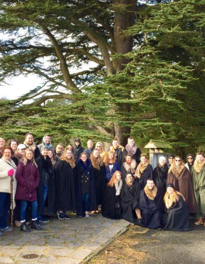 Winterfell Trek from Dublin March 8th-4