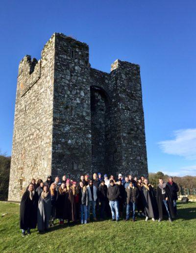 Winterfell Trek from Dublin March 8th-5