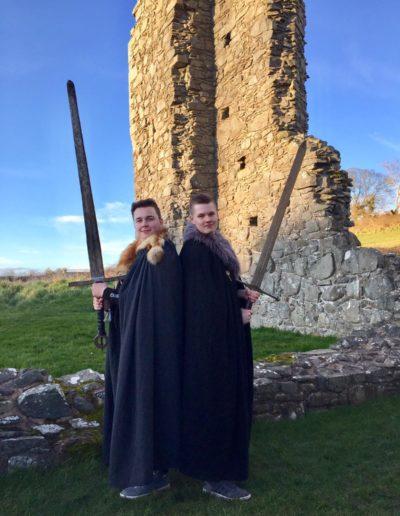 Winterfell Trek from Dublin March 8th-6