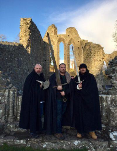 Winterfell Trek from Dublin March 8th-8