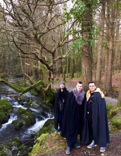 Winterfell Trek from Dublin March 8th-9