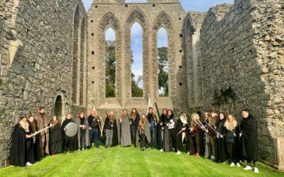 2021-10-02 Winterfell Trek from Dublin