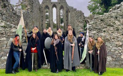 2021-10-06 Winterfell Trek from Dublin