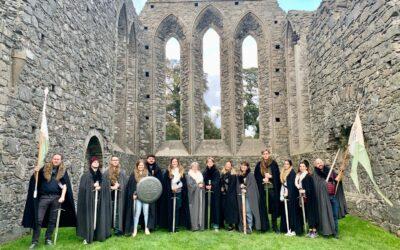 2021-10-10 Winterfell Trek from Dublin