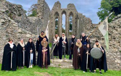2021-10-13 Winterfell Trek from Dublin