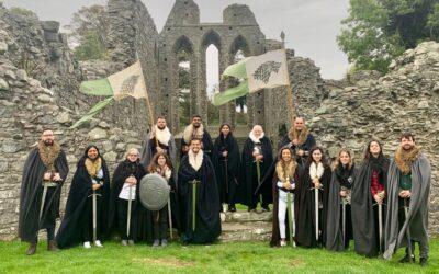 2021-10-16 Winterfell Trek from Dublin